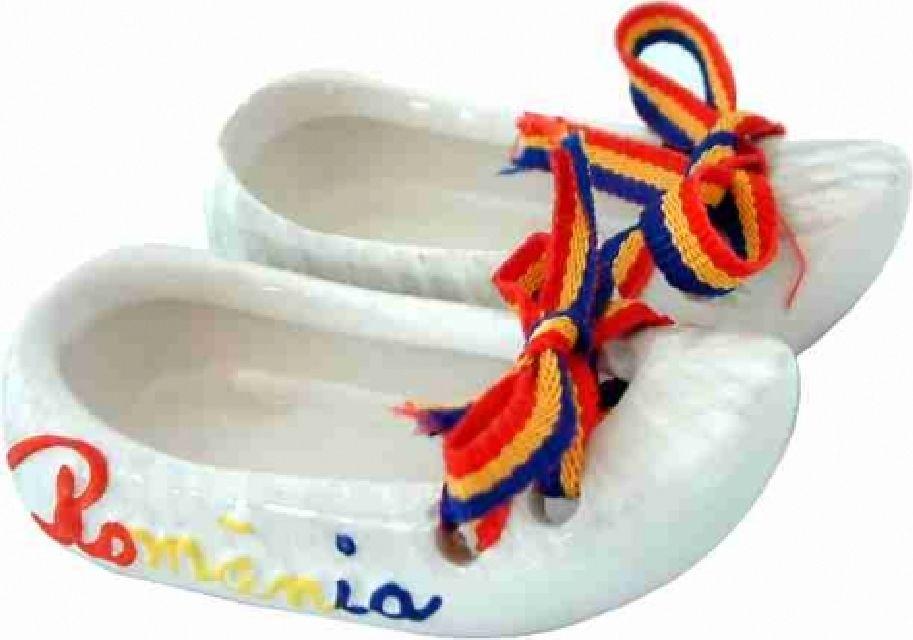 Opinca mica Romania 7x3.5 cm