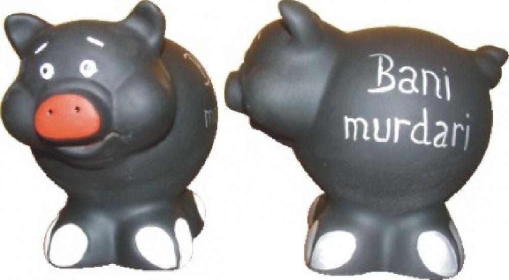Pusculita porc ceramica