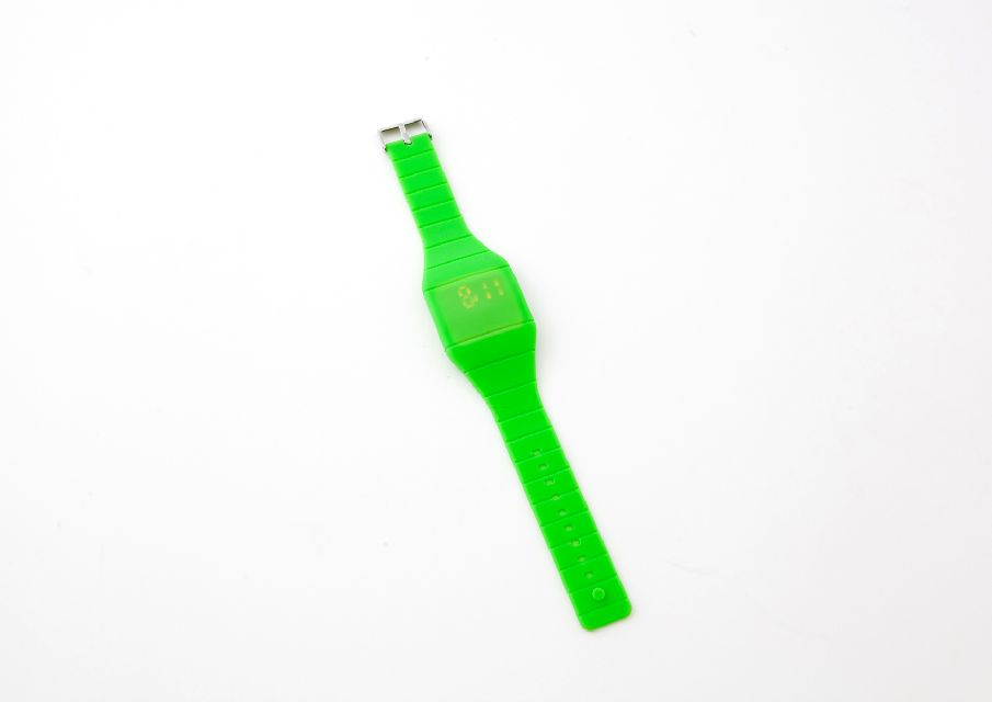 Ceas de mana  Lumi verde
