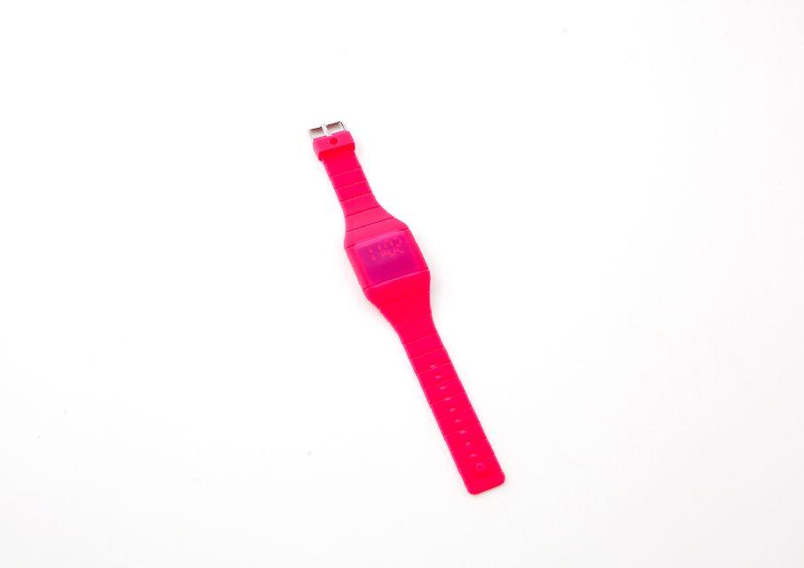 Ceas de mana Lumi  roz