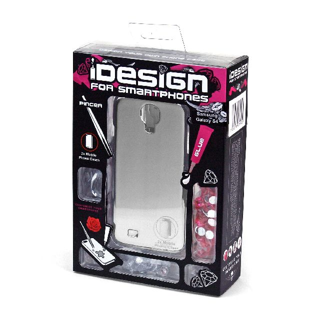 Husa Samsung 4 IDesign-Crown