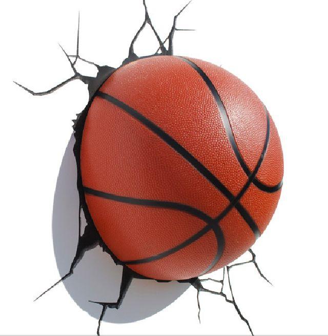 Lampa perete Basketball
