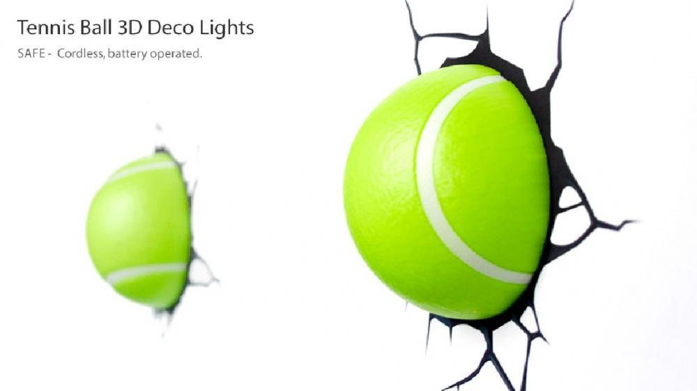 Lampa perete Tennisball