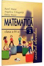 MATEMATICA CAIETUL ELEVULUI CLS. 4 PARTEA 2 MAIOR