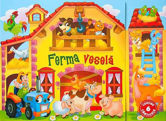 FERMA VESELA (CONTINE 6 CARTICELE)