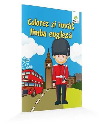 COLOREZ SI INVAT CUVINTE IN LIMBA ENGLEZA/ A5.14