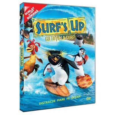 CU TOTII LA SURF - SURFS UP