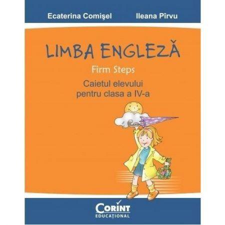 CAIET ELEV CLS. A IV-A LIMBA ENGLEZA 2014