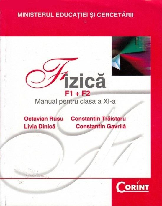 MANUAL CLS. A XI-A FIZICA - O.RUSU 2014