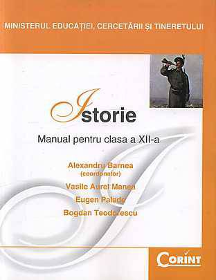 MANUAL CLS. A XII-A ISTORIE - BARNEA 2014