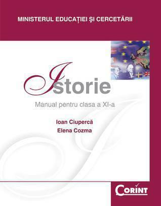 MANUAL CLS. A XI-A ISTORIE - CIUPERCA 2014