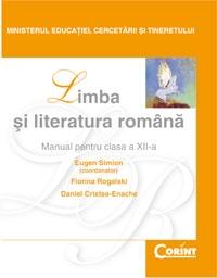 MANUAL CLS. A XII-A LB. SI LIT. ROMANA - SIMION, ROGALSKI