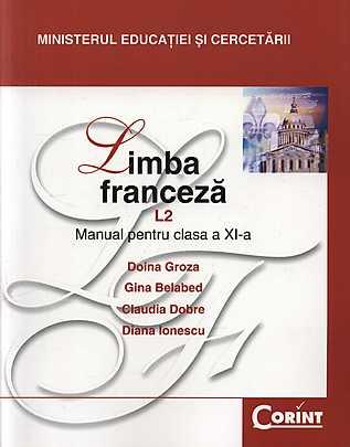 MANUAL CLS. A XI-A FRANCEZA L2 - GROZA 2014