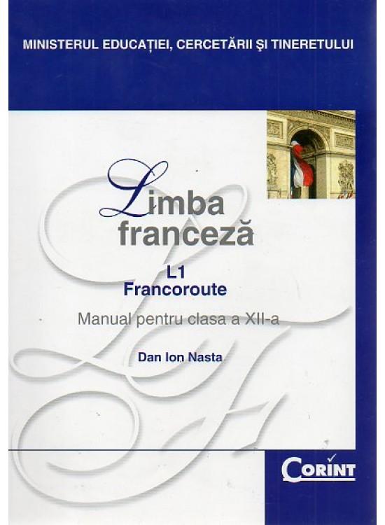 MANUAL CLS. A XII-A FRANCEZA L1 - NASTA 2014