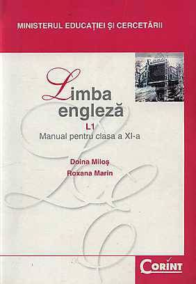 MANUAL CLS. A XI-A - ENGLEZA - L1 - D.MILOS