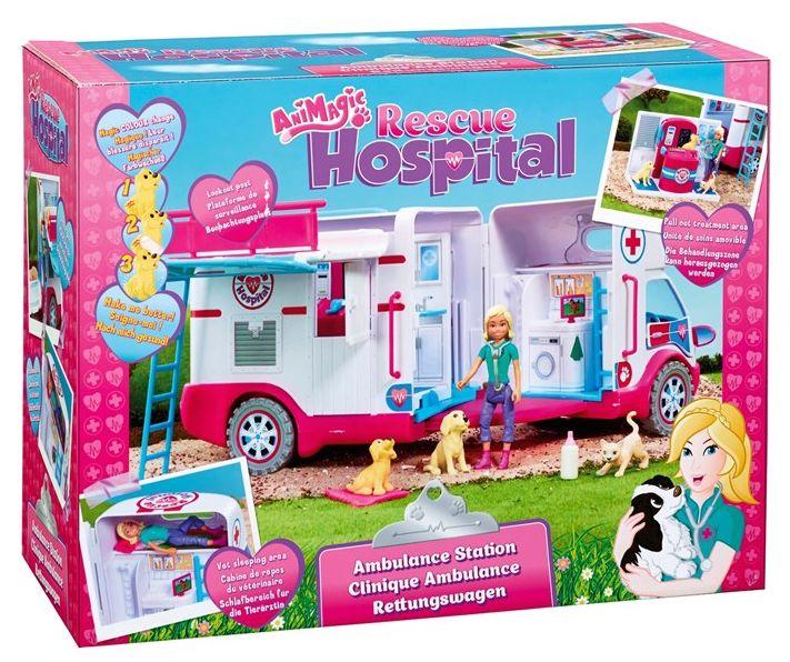Spital cu figurine,Rescue Hospital