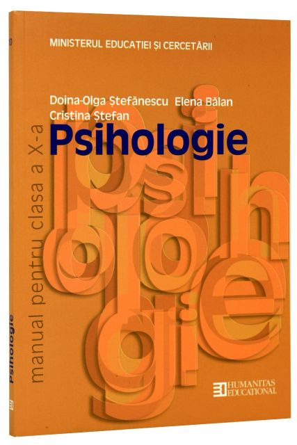 PSIHOLOGIE CLS A X-A. MANUAL