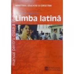 LIMBA LATINA CLS A IX-A. MANUAL