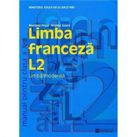 LIMBA FRANCEZA L2 CLS A X-A. MANUAL