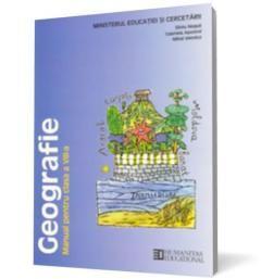 GEOGRAFIE CLS A VIII-A. MANUAL