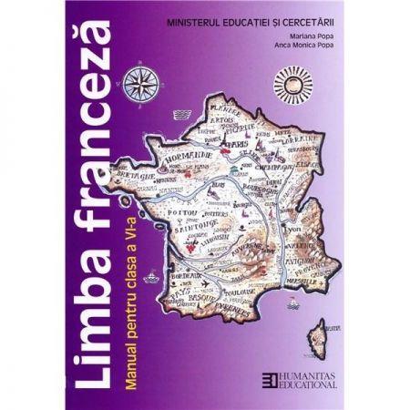 LIMBA FRANCEZA  L1 CLS A VI-A MANUAL