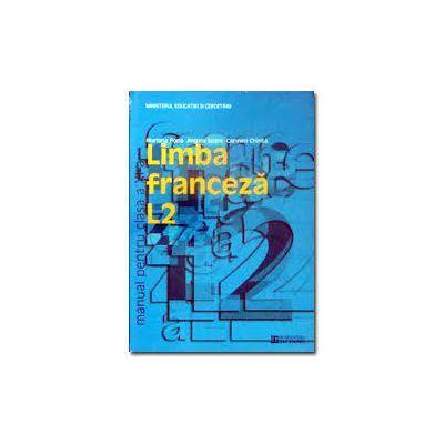 LIMBA FRANCEZA L2 CLS A XI-A. MANUAL