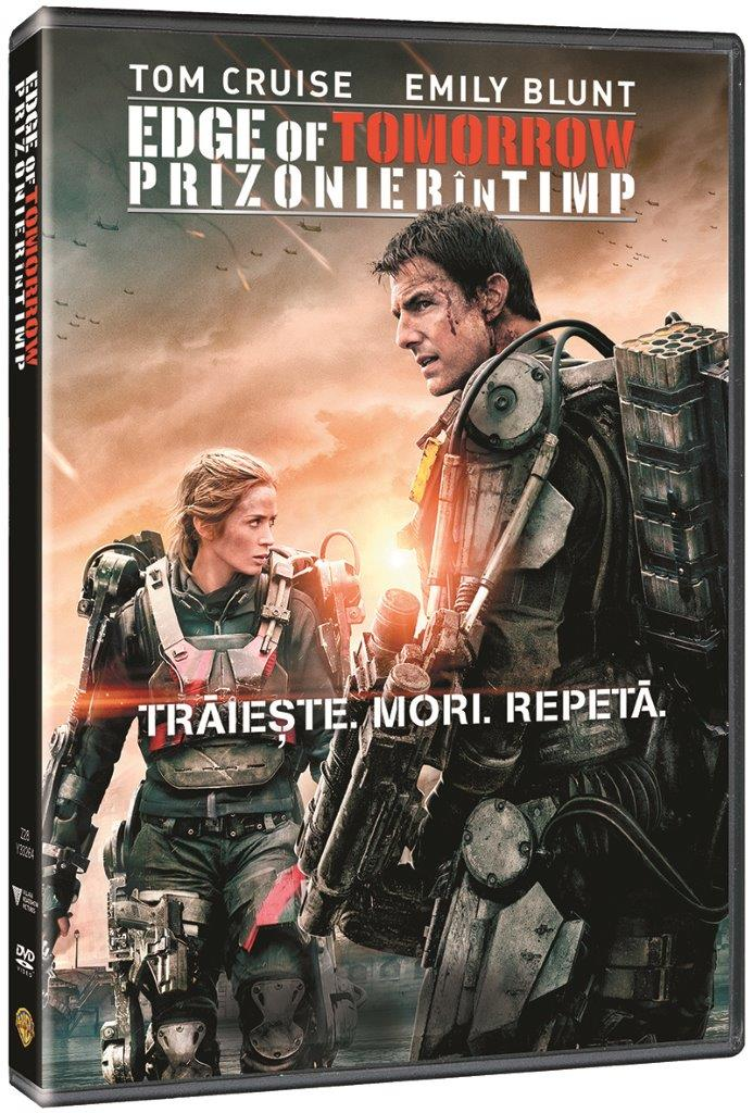 EDGE OF TOMORROW - PROZONIER IN TIMP