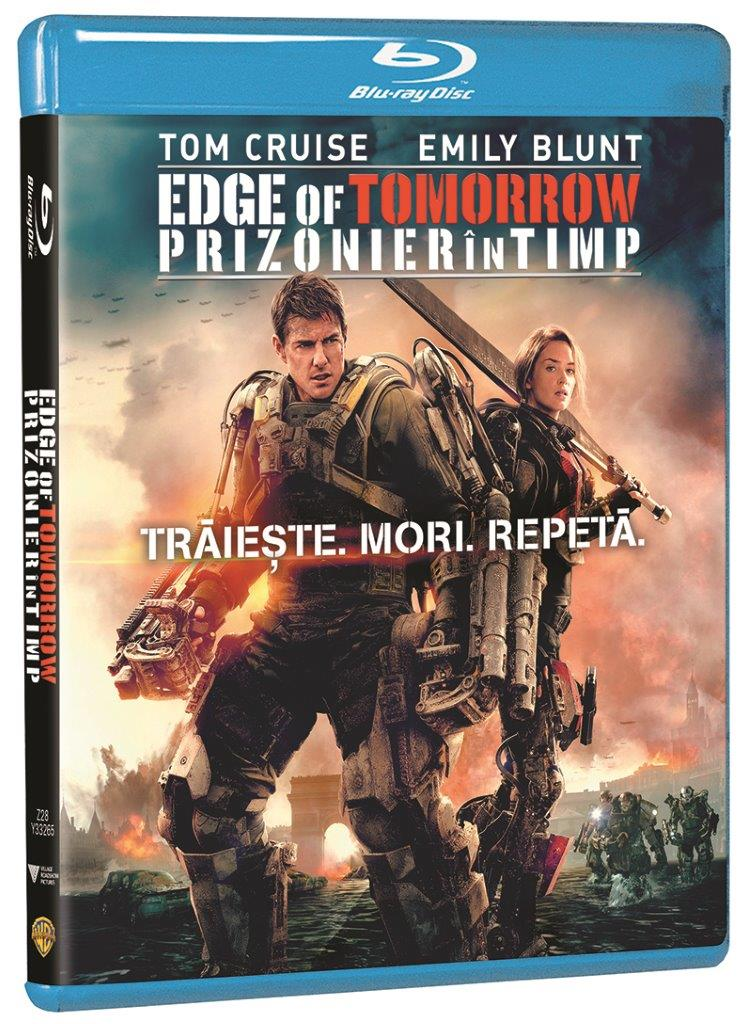BD: EDGE OF TOMORROW - PROZONIER IN TIMP
