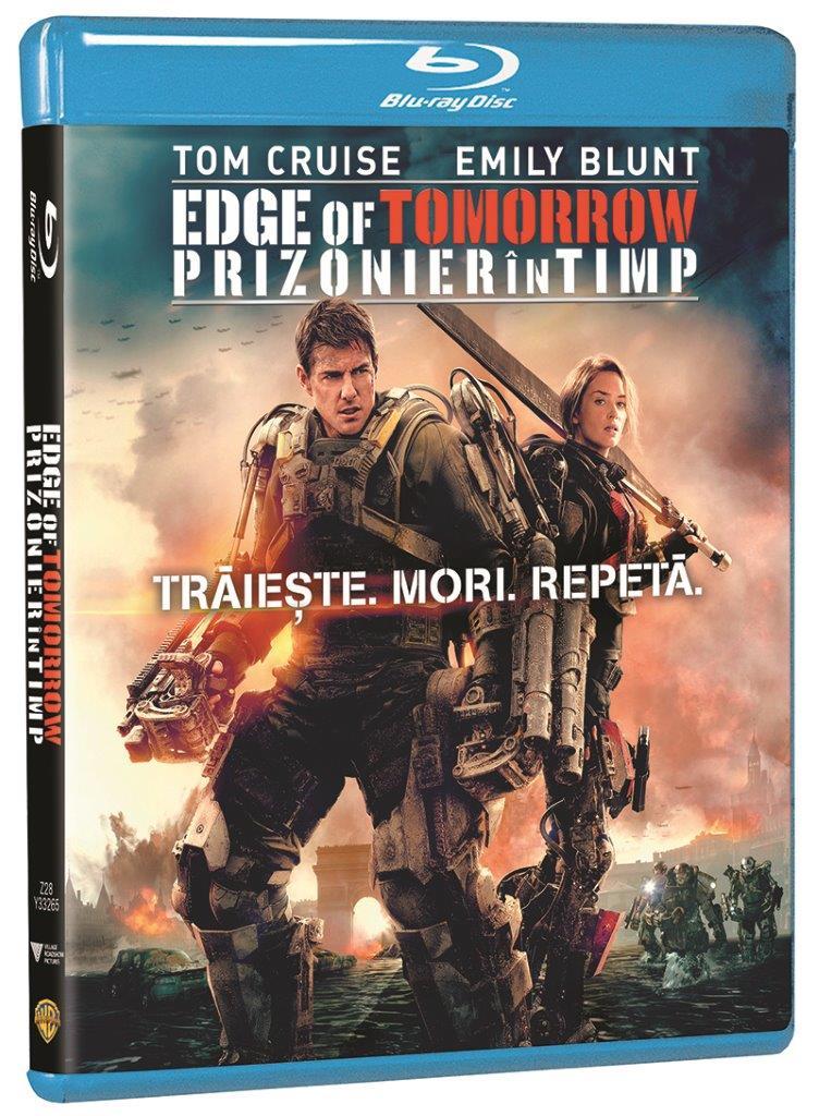 BD: EDGE OF TOMORROW - PROZONIER IN TIMP