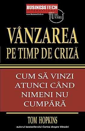 VANZAREA PE TIMP DE CRIZA. CUM...