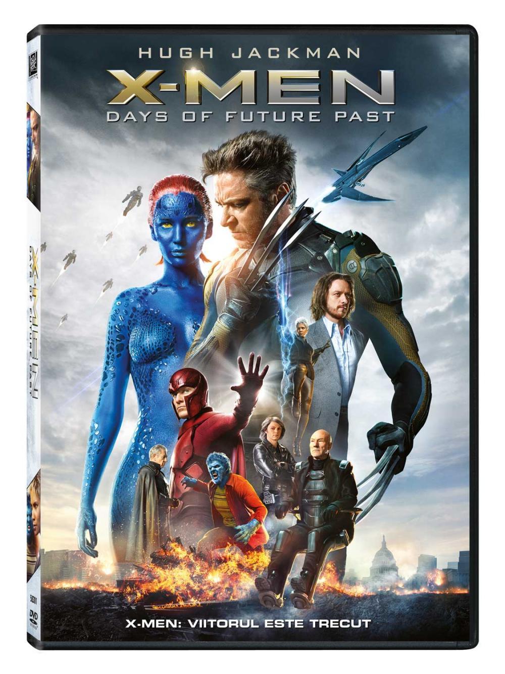 X-MEN: DAYS OF FUTURE PAST - X-MEN: VIITORUL ESTE TRECUT