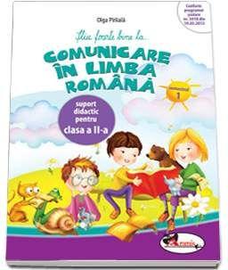 COMUNICARE IN LB. ROMANA CLS. I CAIET SEM 1 - PARIIALA