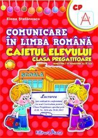 COMUNICARE IN LIMBA ENGLEZA CAIET CLS PREGATITOARE