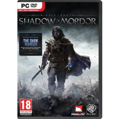 MIDDLE EARTH SHADOW OF MORDOR...