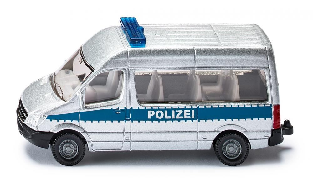 Masina Siku,Politie,blister,0804