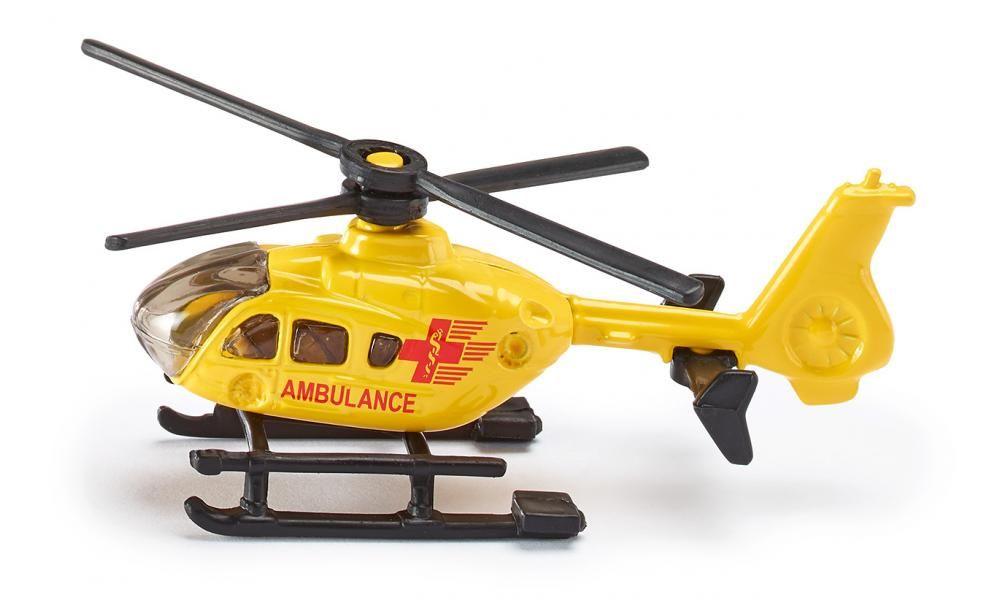 Elicopter Siku,ambulanta,blister