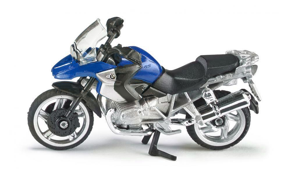 Motocicleta Siku,BMW,blister