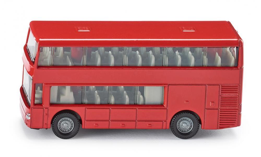 Autobuz Siku,supraetajat,blister