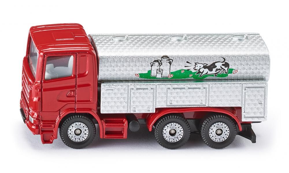 Camion Siku,colectare lapte blister,1331