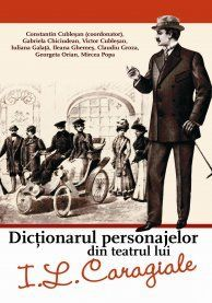 Dictionarul personajelor din teatrul lui Lucian Blaga - Constantin Cublesan