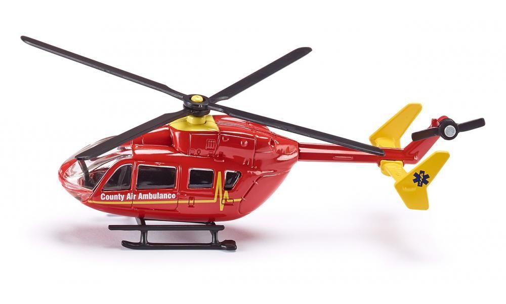 Elicopter Siku,Ambulanta,1:87,blister