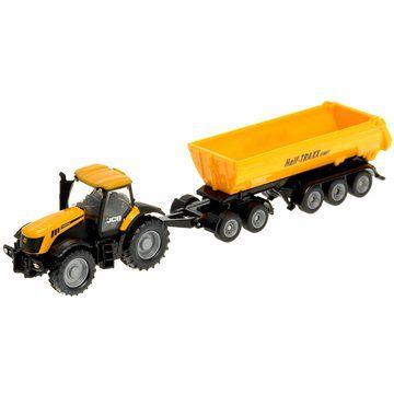 Tractor cu remorca,Siku,1:87