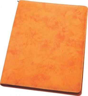 Mapa portofoliu,32x24cm,Pastel,portocaliu