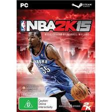 NBA 2K15 (CODE IN A BOX) - PC