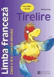 LIMBA FRANCEZA CLS A III-A. CAIET+CD