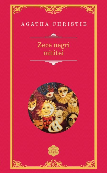ZECE NEGRI MITITEI- COLECTIA RAO CLASIC
