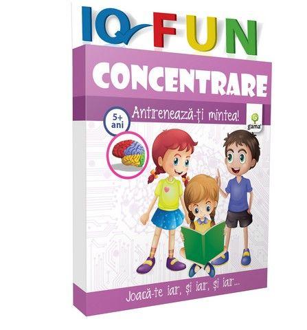 CONCENTRARE/ IQ FUN