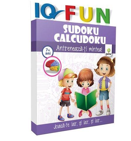 SUDOKU. CALCUDOKU/ IQ FUN