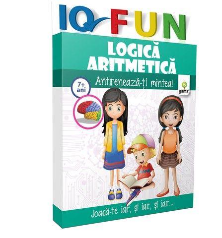 LOGICA ARITMETICA/ IQ FUN