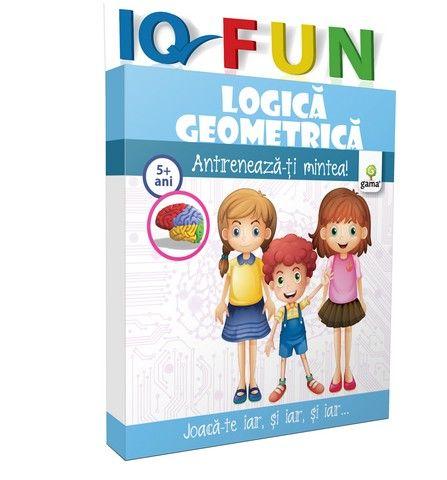 LOGICA GEOMETRICA/ IQ FUN